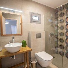 Отель Ithaka Deluxe Home Греция, Закинф - отзывы, цены и фото номеров - забронировать отель Ithaka Deluxe Home онлайн ванная