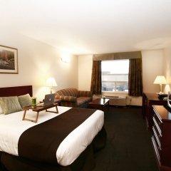Отель Foxwood Inn & Suites Drayton Valley комната для гостей