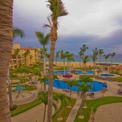 Отель Las Mananitas LM C308 3 Bedroom Condo By Seaside Los Cabos Мексика, Сан-Хосе-дель-Кабо - отзывы, цены и фото номеров - забронировать отель Las Mananitas LM C308 3 Bedroom Condo By Seaside Los Cabos онлайн бассейн