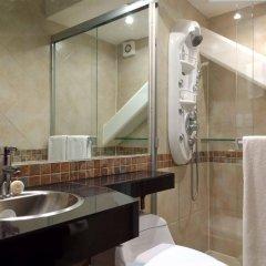 Отель Suites Capri Reforma Angel Мехико ванная