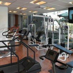 Отель Metropolitan Suites Тель-Авив фитнесс-зал фото 3
