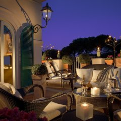 Hotel Splendide Royal Рим бассейн