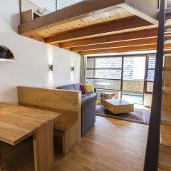 Отель Apartaments Im Schindlhaus Австрия, Зёлль - отзывы, цены и фото номеров - забронировать отель Apartaments Im Schindlhaus онлайн комната для гостей фото 5