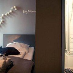 Отель Achterbahn Германия, Мюнхен - отзывы, цены и фото номеров - забронировать отель Achterbahn онлайн комната для гостей фото 5