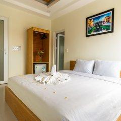 Отель D Central Homestay Hoi An комната для гостей
