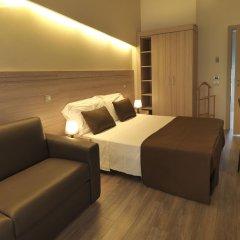 Отель Villa Lalla Италия, Римини - 3 отзыва об отеле, цены и фото номеров - забронировать отель Villa Lalla онлайн комната для гостей фото 4