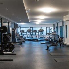 Quality Hotel Tønsberg фитнесс-зал фото 2