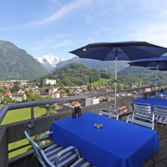 Metropole Swiss Quality Interlaken Hotel бассейн