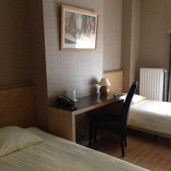 Отель Frederiksborg Бельгия, Брюссель - 1 отзыв об отеле, цены и фото номеров - забронировать отель Frederiksborg онлайн удобства в номере