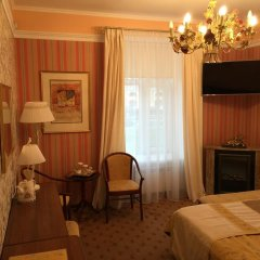 Трезини Арт-отель комната для гостей фото 2