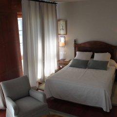 Отель Parador De Baiona Испания, Байона - отзывы, цены и фото номеров - забронировать отель Parador De Baiona онлайн комната для гостей фото 4