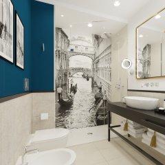 Отель H10 Palazzo Canova Италия, Венеция - отзывы, цены и фото номеров - забронировать отель H10 Palazzo Canova онлайн ванная