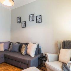 Апартаменты Comfy Koukaki Apartment комната для гостей фото 5