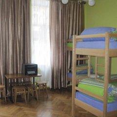 Хостел Колибри Львов комната для гостей фото 3