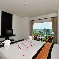 Отель Apk Resort Патонг комната для гостей