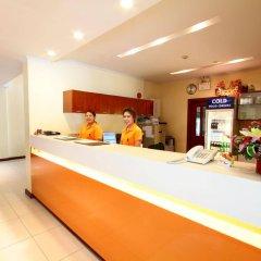 Отель CALYPZO Бангкок гостиничный бар