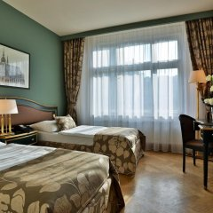Elysee Hotel Prague Прага комната для гостей фото 5