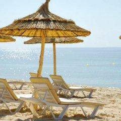 Отель Radisson Blu Resort & Thalasso, Hammamet пляж