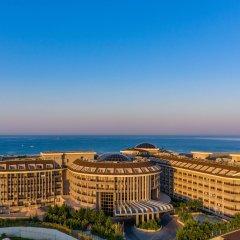 Sunmelia Beach Resort Hotel Сиде балкон