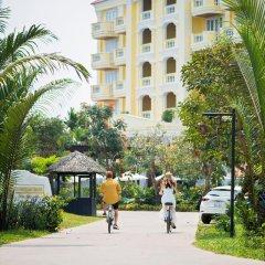 Отель Le Pavillon Hoi An Luxury Resort & Spa спортивное сооружение