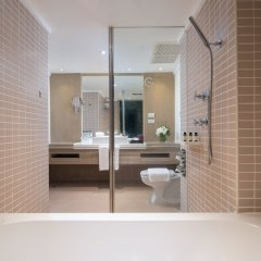 Отель Pullman Pattaya Hotel G Таиланд, Паттайя - 9 отзывов об отеле, цены и фото номеров - забронировать отель Pullman Pattaya Hotel G онлайн ванная фото 2