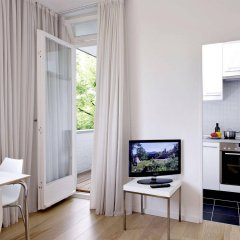 Отель Art'Appart Suiten Германия, Берлин - 1 отзыв об отеле, цены и фото номеров - забронировать отель Art'Appart Suiten онлайн комната для гостей