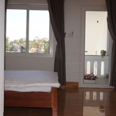 Отель Ho Xuan Huong Villa Далат комната для гостей фото 2
