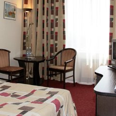 Гостиница Измайлово Гамма 3* Стандартный номер с двуспальной кроватью фото 6