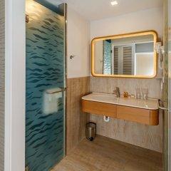 Отель Park Черногория, Каменари - отзывы, цены и фото номеров - забронировать отель Park онлайн ванная фото 2