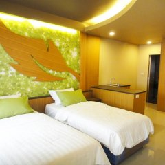 Отель Aleaf Bangkok Таиланд, Бангкок - отзывы, цены и фото номеров - забронировать отель Aleaf Bangkok онлайн комната для гостей фото 2
