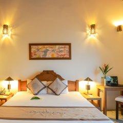 Отель Hoi An Coco River Resort & Spa Вьетнам, Хойан - отзывы, цены и фото номеров - забронировать отель Hoi An Coco River Resort & Spa онлайн комната для гостей
