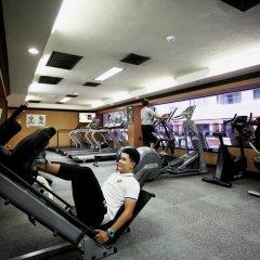 Twin Towers Hotel фитнесс-зал фото 3
