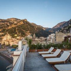 Отель Marina Riviera Италия, Амальфи - отзывы, цены и фото номеров - забронировать отель Marina Riviera онлайн приотельная территория