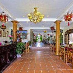 Lotus Hoi An Boutique Hotel & Spa Хойан интерьер отеля фото 3