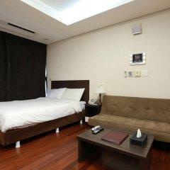 Отель Brown Suites Seoul Южная Корея, Сеул - 1 отзыв об отеле, цены и фото номеров - забронировать отель Brown Suites Seoul онлайн комната для гостей фото 2