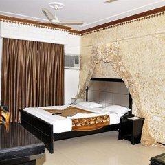 Отель Maurya Heritage сауна