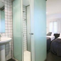 Отель Picasso Apartments Испания, Барселона - отзывы, цены и фото номеров - забронировать отель Picasso Apartments онлайн ванная фото 2