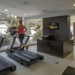Park Hotel San Jorge & Spa фитнесс-зал фото 2