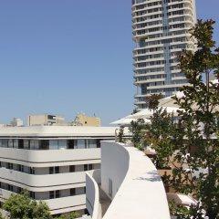 Cinema - an Atlas Boutique Hotel Израиль, Тель-Авив - 11 отзывов об отеле, цены и фото номеров - забронировать отель Cinema - an Atlas Boutique Hotel онлайн пляж фото 2