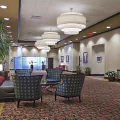 Отель Embassy Suites Columbus-Airport Колумбус интерьер отеля фото 3