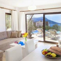 Villa Nes Турция, Калкан - отзывы, цены и фото номеров - забронировать отель Villa Nes онлайн комната для гостей фото 3