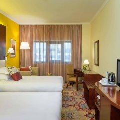 Coral Dubai Deira Hotel комната для гостей фото 2