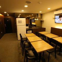 Philstay Myeongdong Central Hotel гостиничный бар