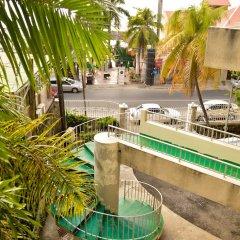 Отель Starfish Beach Studio At Montego Bay Club Resort Ямайка, Монтего-Бей - отзывы, цены и фото номеров - забронировать отель Starfish Beach Studio At Montego Bay Club Resort онлайн бассейн фото 2
