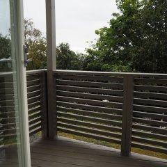 Апартаменты Harstad Apartments балкон