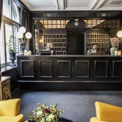 Отель First Kong Frederik Копенгаген гостиничный бар