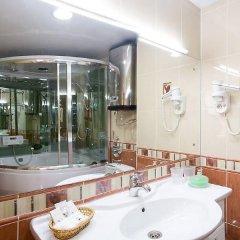 Гостиница Спутник Стандартный номер с двуспальной кроватью фото 14