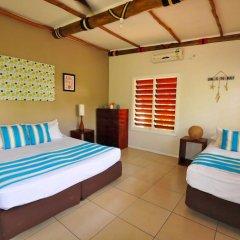 Отель Blue Lagoon Beach Resort Фиджи, Матаялеву - отзывы, цены и фото номеров - забронировать отель Blue Lagoon Beach Resort онлайн комната для гостей фото 5