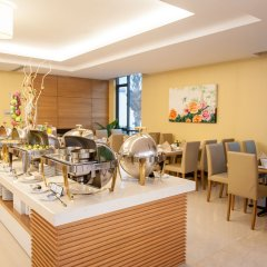 Muong Thanh Grand Nha Trang Hotel питание фото 3