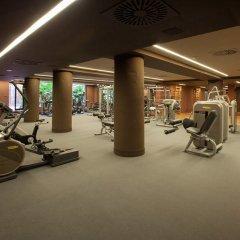 Отель Lopesan Baobab Resort фитнесс-зал